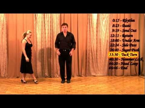 West Coast Swing - Beginning Level (FULL VIDEO)