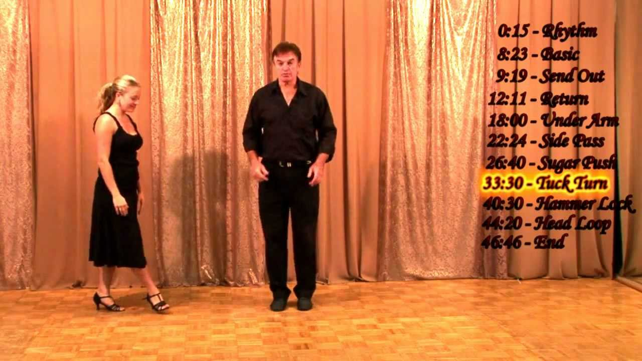West Coast Swing Beginning Level Full Video Youtube Dance Diagrams As Well Step