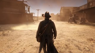 ⁴ᴷ⁶⁰ RDR 2 - PC MAX ULTRA | Gunslinger WILD WEST Gameplay | NEXT-GEN GEFORCE RTX™2080 Ti & i9-9900k