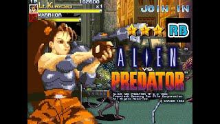 1994 [60fps] Alien vs. Predator (USA) 5591300pts Lt.Kurosawa Nomiss ALL