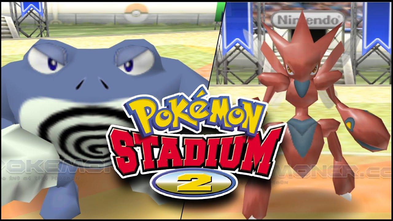 pokemon stadium 2 rom game pak