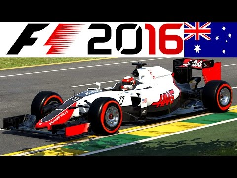 F1 2016 Karriere Saison 1 #1 – Willkommen bei HAAS – Lets Play F1 2016 Gameplay German Deutsch | CSW