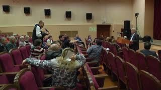 23.04.2019. г. Шарыпово. депутаты VS люди