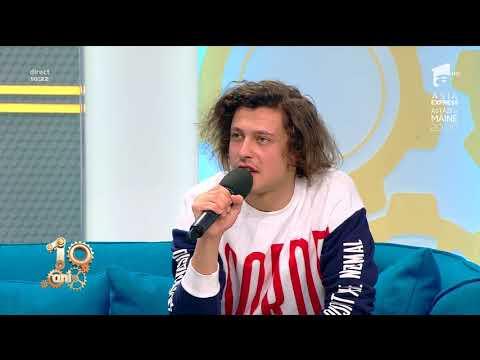 """Seredinschi, melodie de succes: """"Povestea acestei piese începe acum patru ani. Eram întrăgostit"""