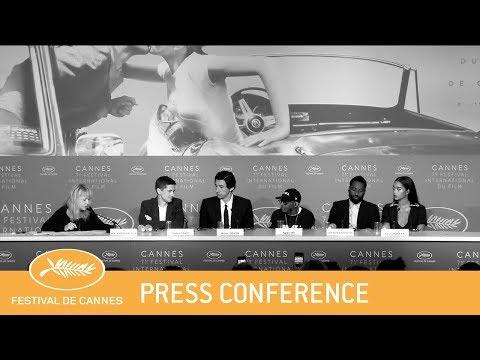 BLACKKKLANSMAN - Cannes 2018 - Press Conference - EV