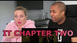 IT CHAPTER TWO - Official Teaser Trailer (COUPLES THERAPY REACTION 🔥)
