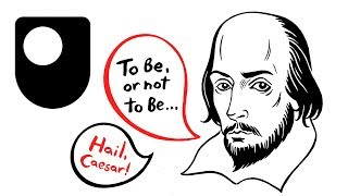 Repeat youtube video Shakespeare: Original pronunciation