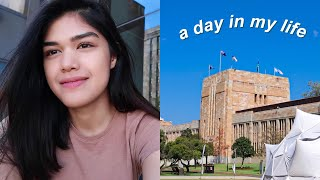 A Day In The Life Of A Uq Student | University Of Queensland, Australia