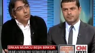 Erkan mumcu'dan Mehmet Ağar'a: Ahdine aykırı ve kalleşçe davrandı!