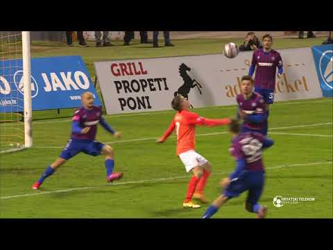 Sibenik Hajduk Split Goals And Highlights