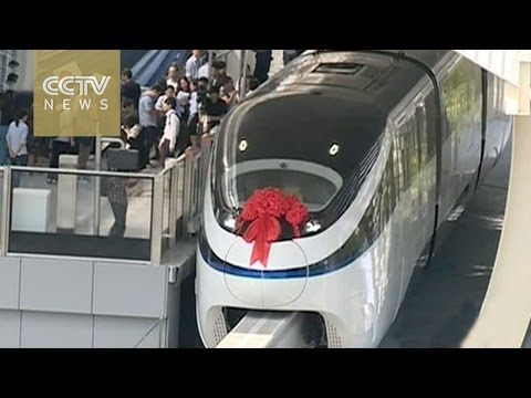 "Shenzhen ""sky rail"" offers a new alternative for public transport"