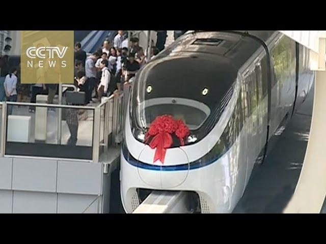 Shenzhen sky rail offers a new alternative for public transport