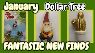 Dollar Tree FANTASTIC NEW FINDS | January 2019