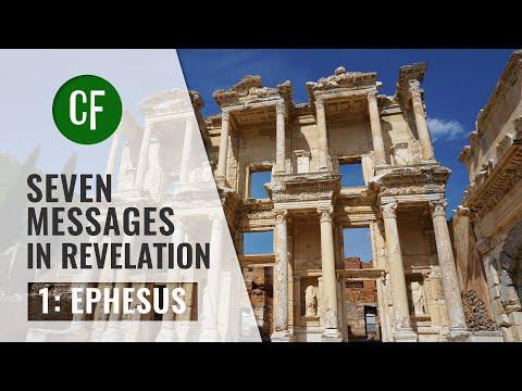 Seven Messages in Revelation 2/8: Ephesus