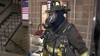 Los héroes Hispanos del cuerpo de bomberos en la ciudad de Chicago