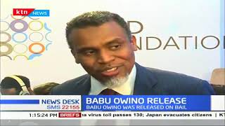DPP Haji writes to judicial service commission, challenges Babu Owino's release bail terms