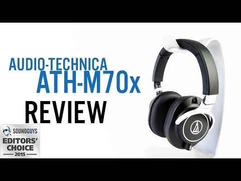Audio Technica ATH M70x Review