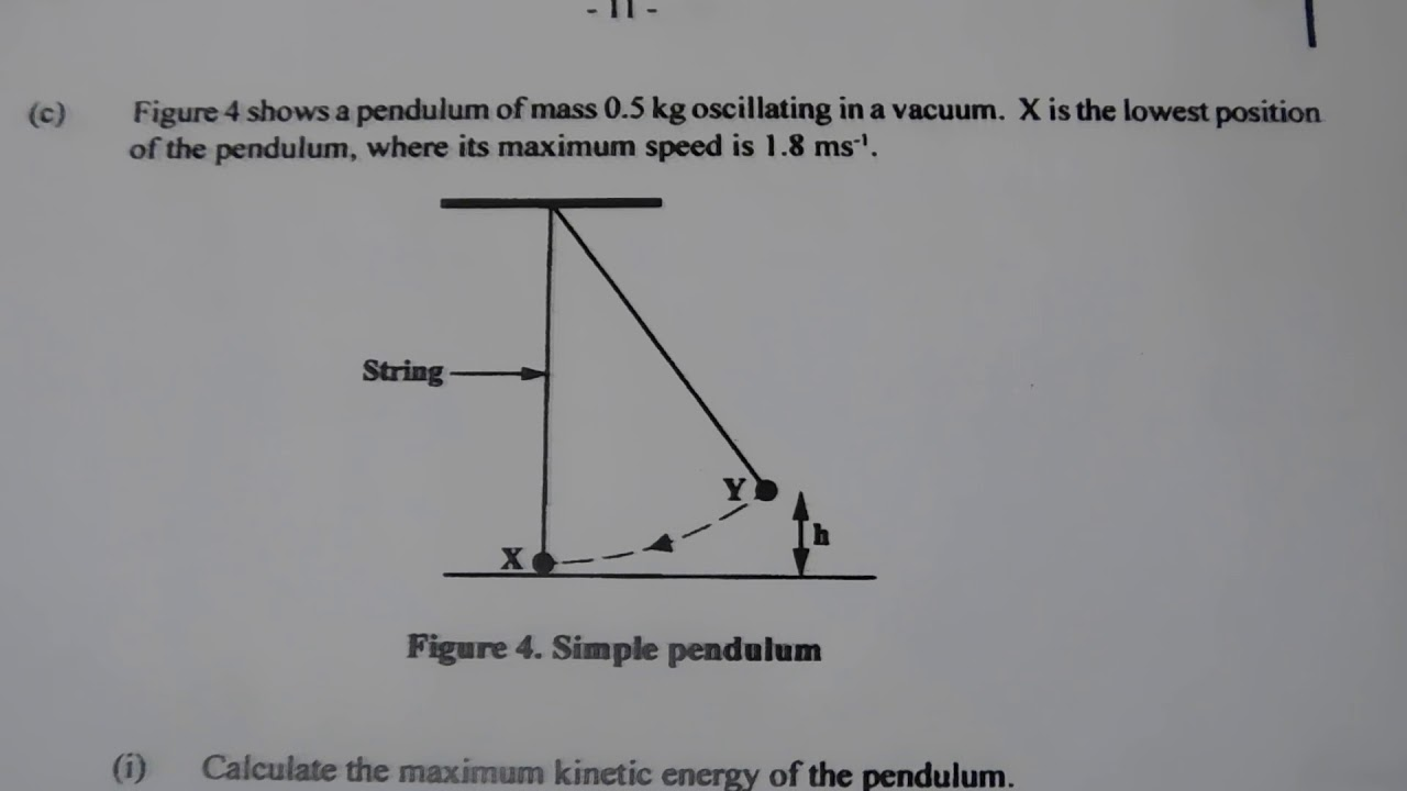 CSEC Physics Jan 2018 Paper 2 Question 3