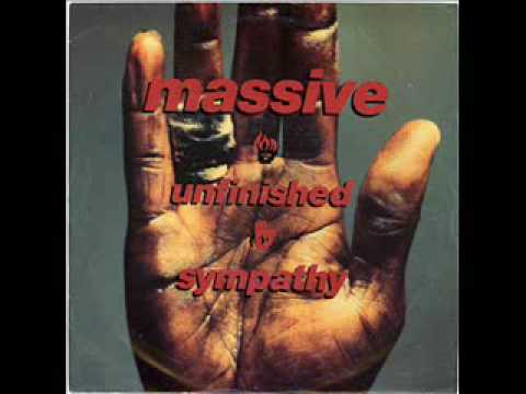 Massive Attack - Unfinished Sympathy (Instrumental) with lyrics in video