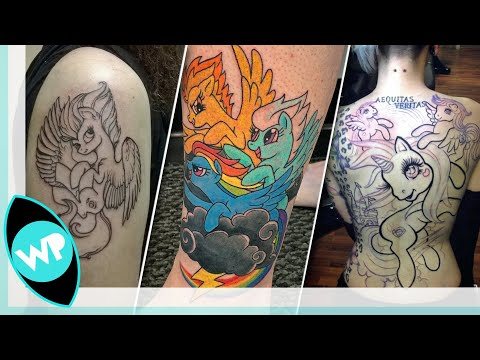 Top 10 Brony Tattoos