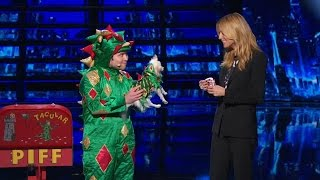 America's Got Talent 2015 S10E08 Judge Cuts - Piff The Magic Dragon