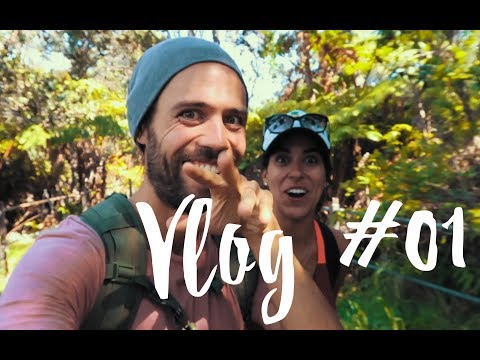 Best Hikes in Hawaii? Hawaii Volcano National Park! (VLOG #01)