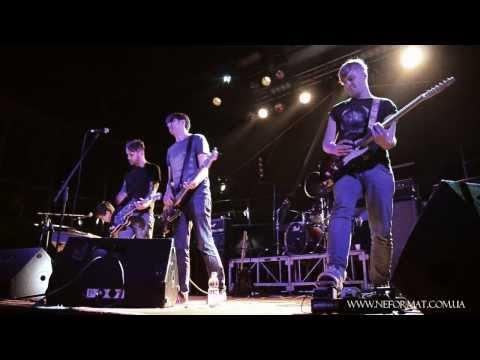 Blueneck - Seven - Live@Bingo, Kiev - Astral4 [05.09.2013]