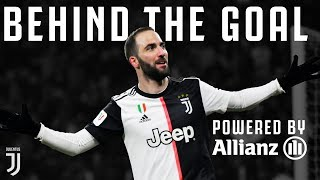 📹unique Angles Of Our Biggest Allianz Stadium Goals! | Behind The Goal | Powered By Allianz