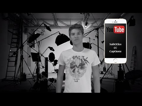 How to turn on youtube subtitles CC Captions on your iPhone