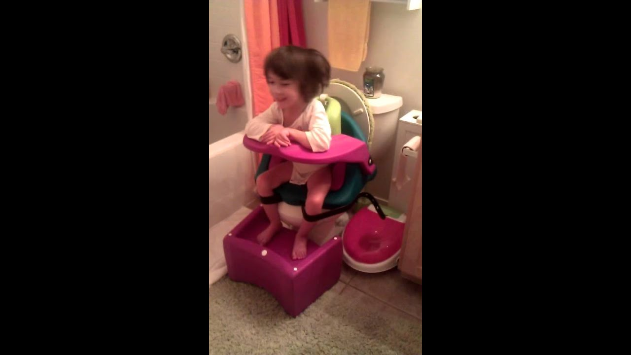 Toilet Time A Bathroom Game