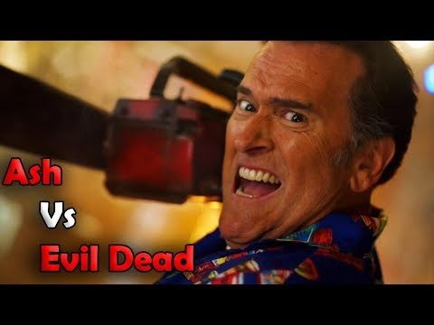 Ash Vs Evil Dead   Act My Age - Hoodie Allen   Music Video
