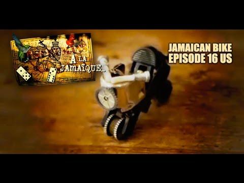THE JAMAICAN BIKE ☞ EPISODE 16 - JUST HUMANS - À LA JAMAÏQUE ☜
