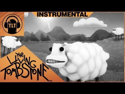 Beep Beep Im a Sheep Instrumental-The Living Tombstone ft LilDeuceDeuce,TomSka & BlackGryph0n