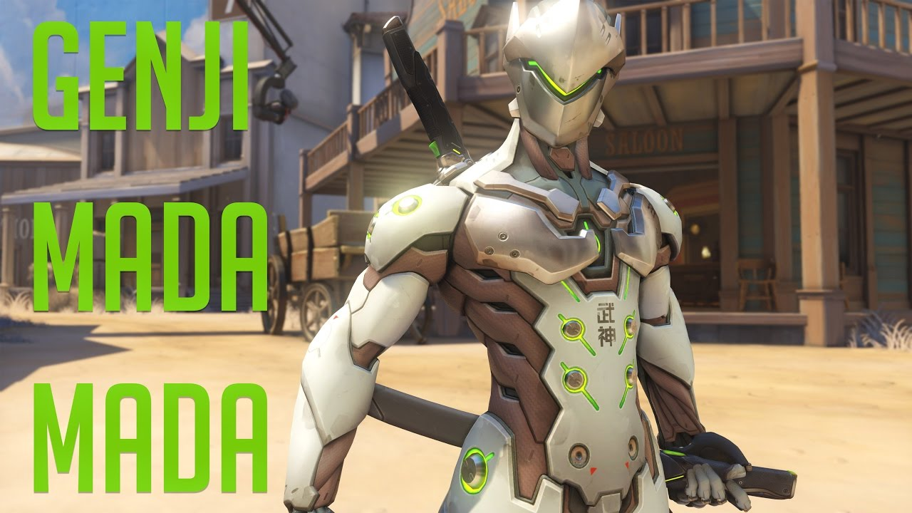 Genji Mada Mada 1 Hour Youtube Nowadays mada mada is mainly popularized in the form of a meme portraying the video game character genji. genji mada mada 1 hour youtube