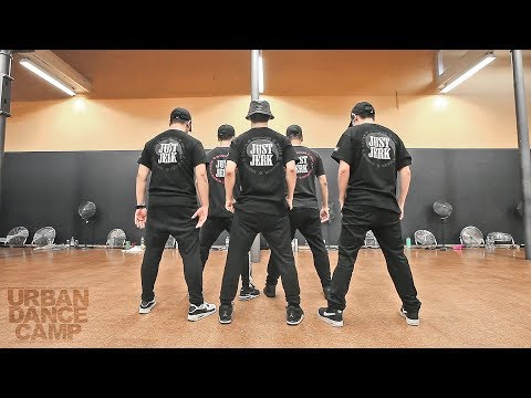 DubstEpic Symph / Just Jerk Crew Choreography / 310XT Films / URBAN DANCE CAMP