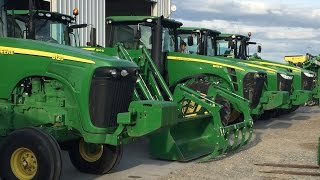 Alliance, Nebraska Farm Auction Preview: August 26, 2016