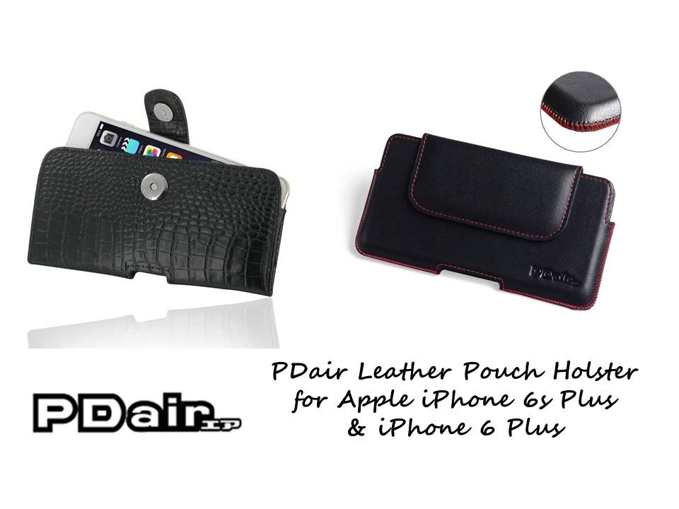2139137e87ac4 Best PDair iPhone 6 Plus Leather Holster