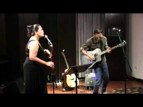 Bubu Giri - Mau Dibawa Kemana @ Mostly Jazz 04/04/12 [HD]