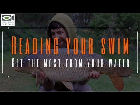 CARP FISHING ~ Reading Your Swim, Tips And Watercraft (fish More Effectively)