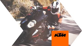 KTM 1290 SUPER DUKE GT: Long Distance Thrill | KTM