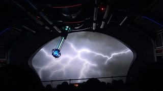 StormRider ride POV at Tokyo DisneySea