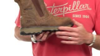 caterpillar boots dam