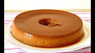 Receita de Pudim de Nutella – Simples e Delicioso