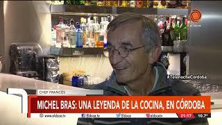 Michel Bras creó el volcán de chocolate y Lalo Freyre habló con él