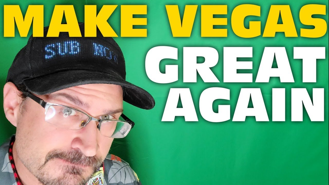 Vegas Livestream - Casinos Listen - Make Vegas SAFE Already!