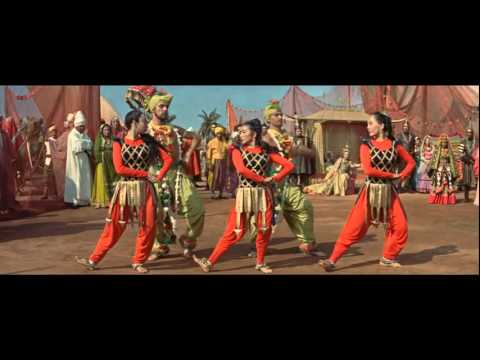 Kismet (1955) - Not Since Nineveh Dance - Jack Cole Choreography