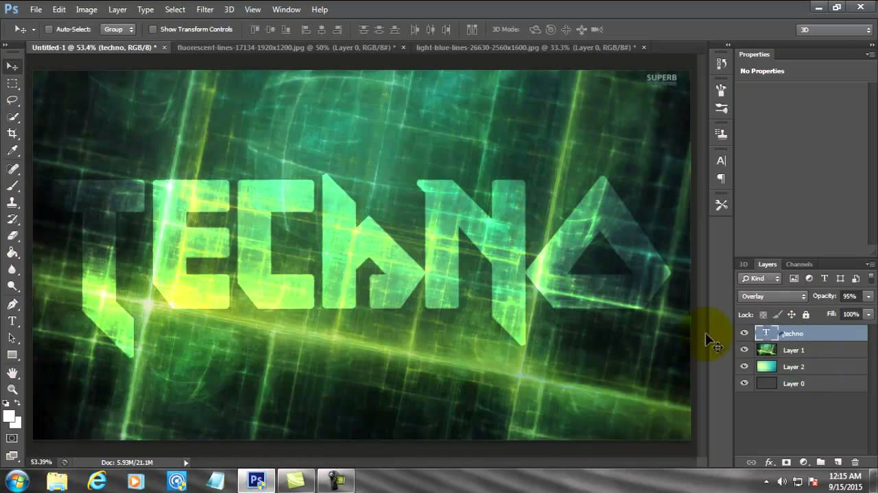 Photoshop cs6 photo editing tutorials awesome text designing youtube baditri Images
