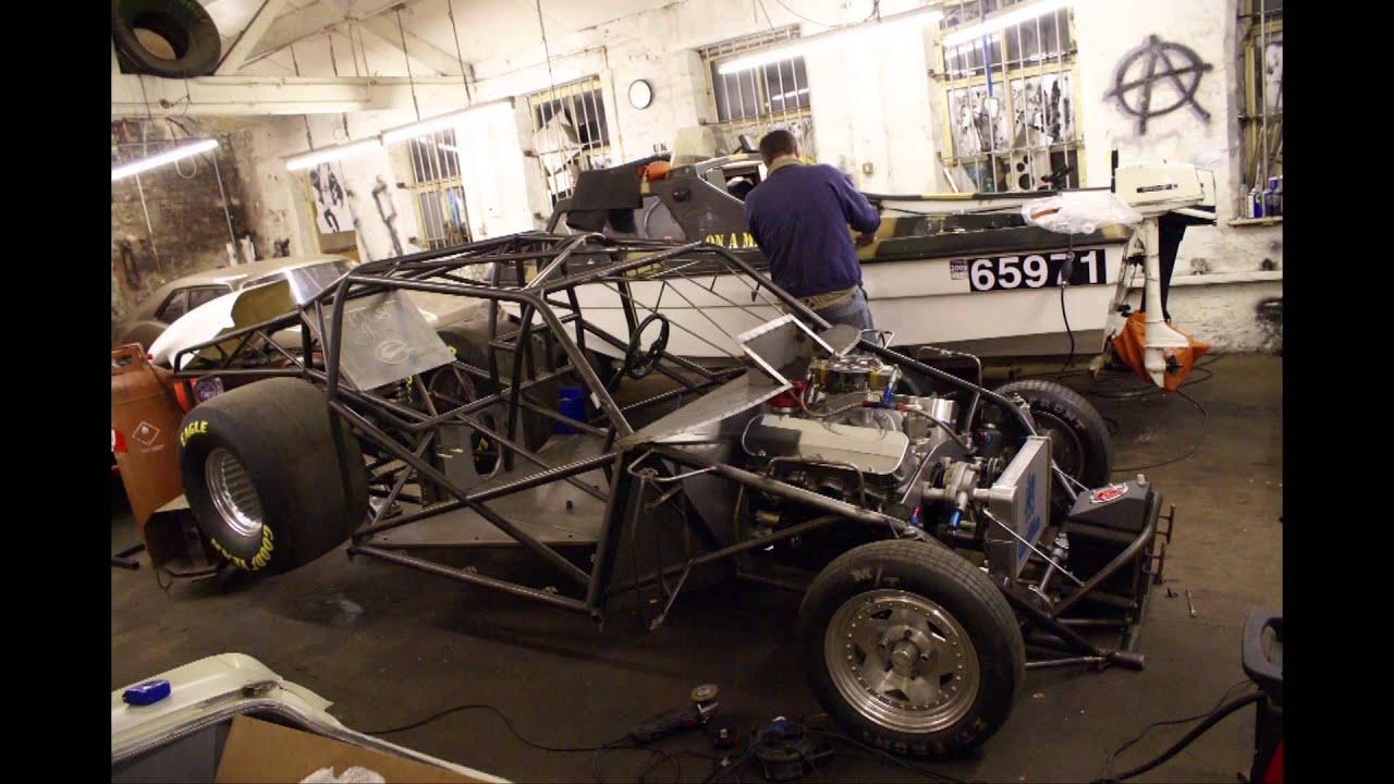 Honda Racing Car Parts