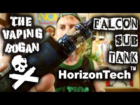 Falcon Tank   Horizon Tech   My New Favourite Sub Tank   The Vaping Bogan
