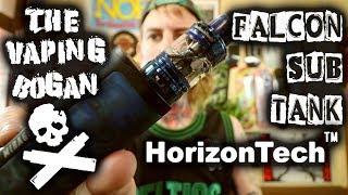 Falcon Tank | Horizon Tech | My New Favourite Sub Tank | The Vaping Bogan